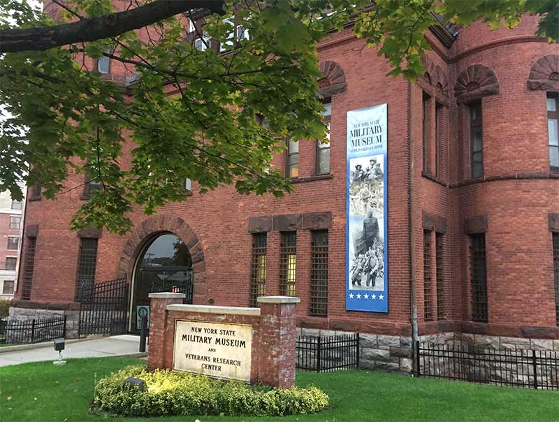 New York State Military Museum in Saratoga Springs NY