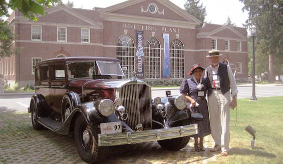 Automobile Museum Saratoga