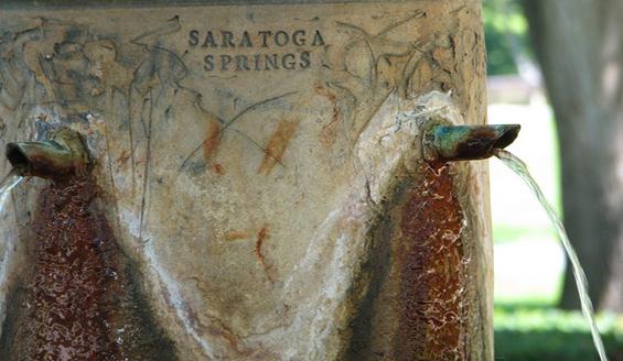Congress Spring Saratoga
