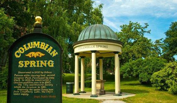 Columbian Spring Saratoga