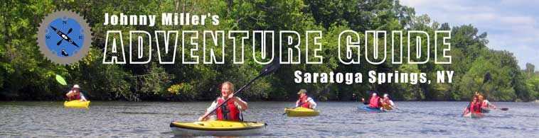 Johnny Miller's Adventure Guide: Saratoga Hiking, Biking, Trails & More In Saratoga County NY