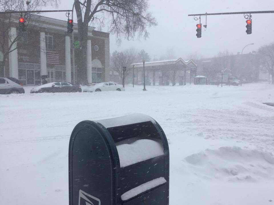 Saratoga Springs Winter Storm Stella