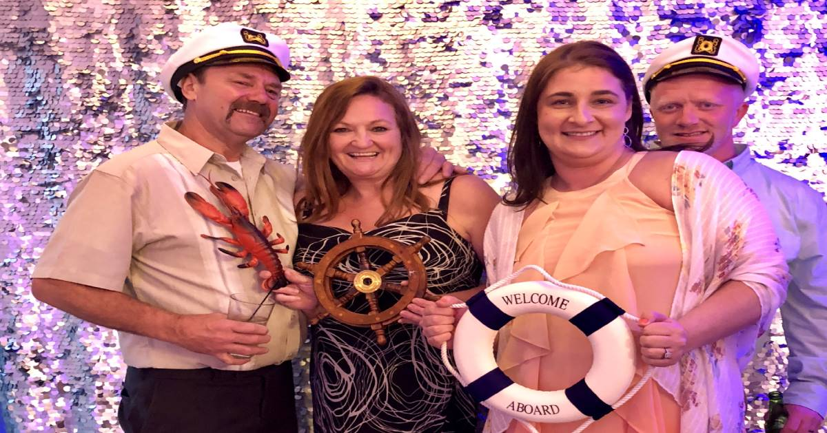 Were You At The Wesley Foundation's Sailing In To Summer Gala?