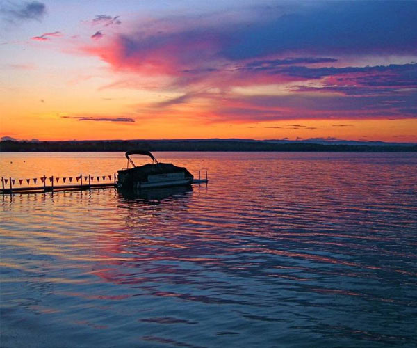 Guide to Saratoga Lake in Saratoga County NY