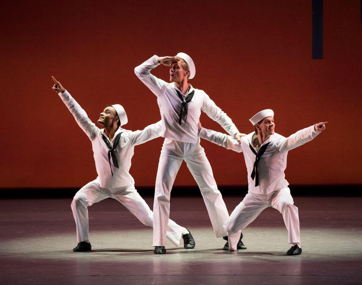 845b72858 NY City Ballet Gala  Towards A Stronger  Community  - The Daily ...