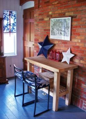 back porch stools