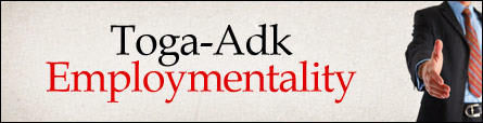 Toga-Adk Employmentality By Michael Baxter