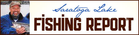Saratoga Lake Fishing Report: Up To Date Information About Saratoga Lake Fishing