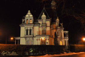 The Batcheller Mansion