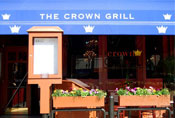 crown grill exterior