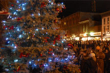 saratoga tree lighting