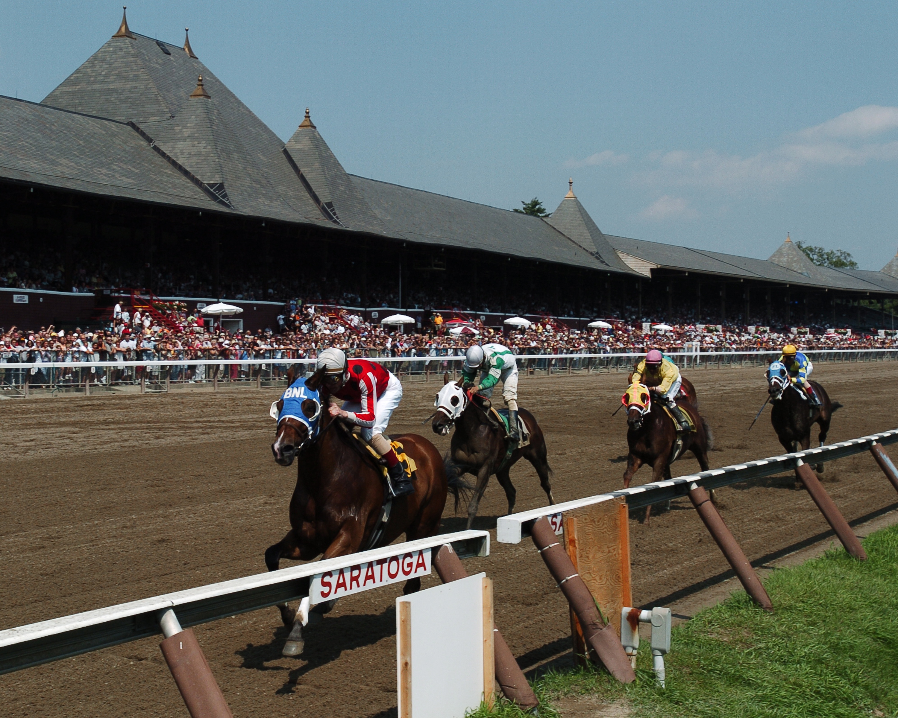 nyra open house: the perfect warm-up to the meet - saratoga horse
