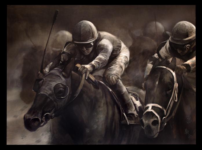 Brian T. Fox Horse Race 1.jpg