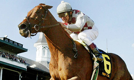 JOSE SANTOS AND FUNNY CIDE KY DERBY.jpg