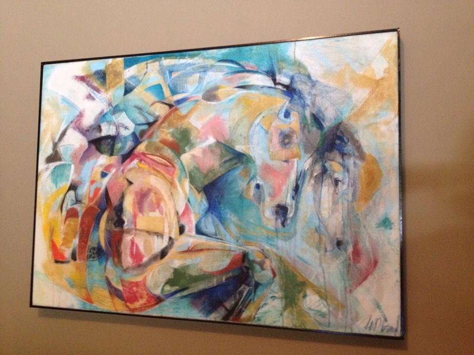 Seth Benzel Abstract Art Horse 1.jpg
