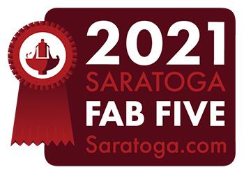 2021 fab five logo