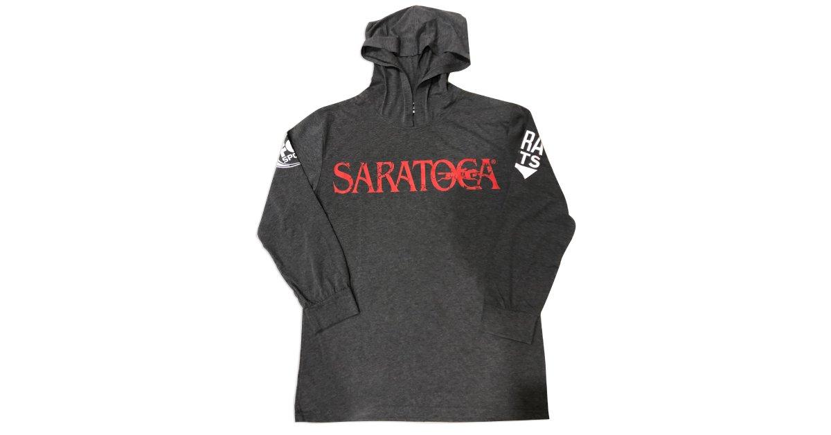 a saratoga hoodie