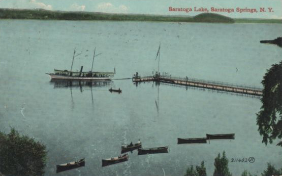 About Saratoga Lake