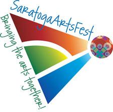 SaratogaArtsFest logo