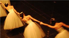 nyc ballet dancers at saratoga performing arts center