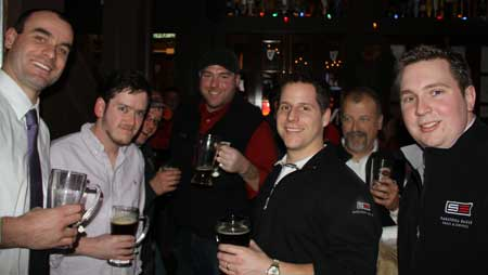 Saratoga Beer Week Kickoff