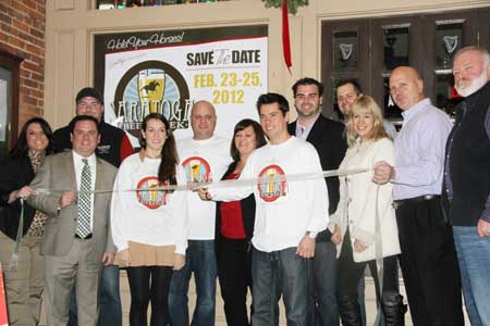 Saratoga Beer Week Ribbon Cutting