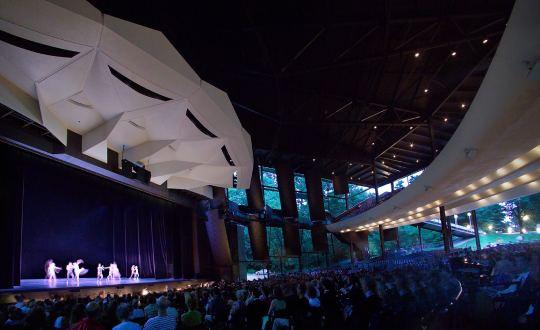 performing arts indoor concert