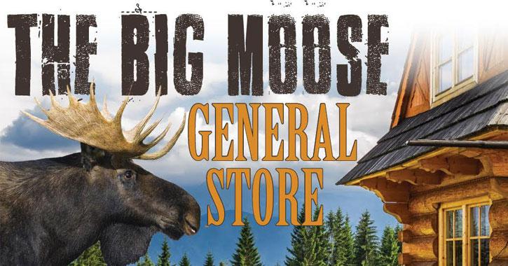 Big Moose General Store logo