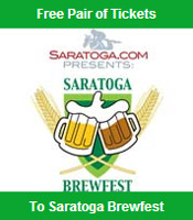 Win tickets to the Saratoga Brewfest