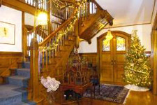 Candlelight Tour of Saratoga Springs Homes