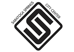 saratoga city center logo