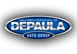 depaula auto group logo