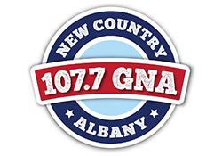 107.7 logo