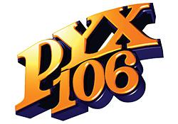 pyx 106 logo