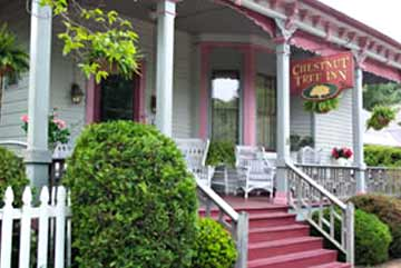 Chestnut Tree Inn, Saratoga Springs NY
