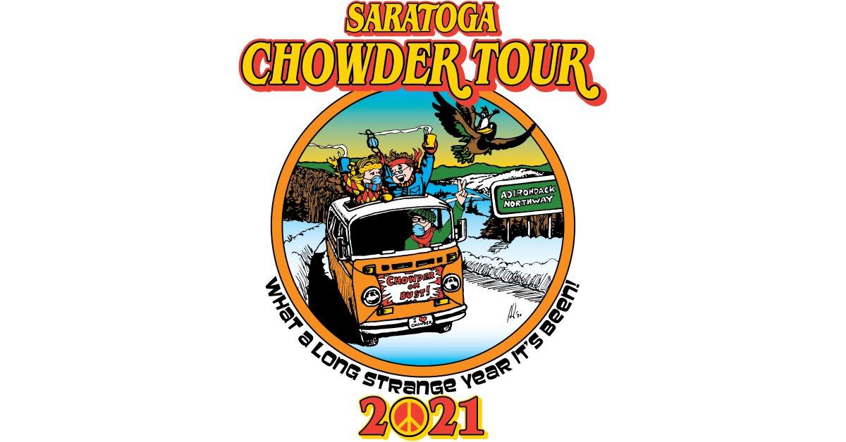 saratoga chowder tour logo 2021