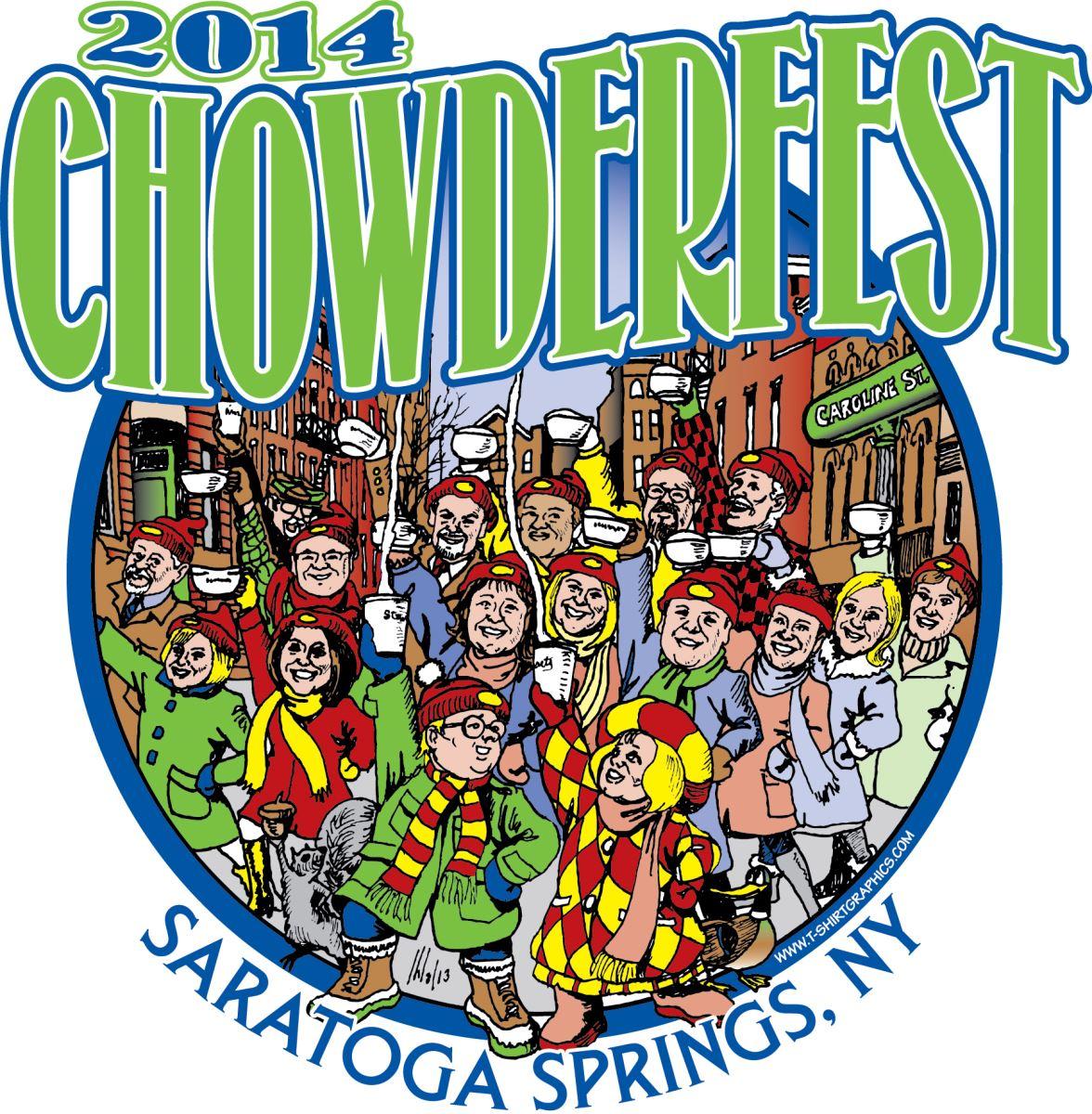 Chowderfest 2014 Logo