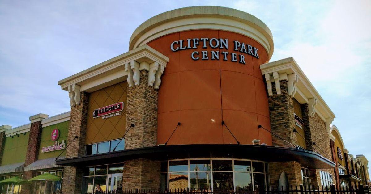 exterior of clifton park center