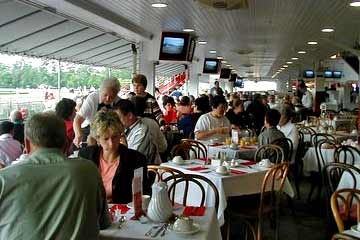 Clubhouse Breakfast At Saratoga Race Course