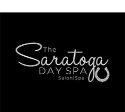 The Saratoga Day Spa logo