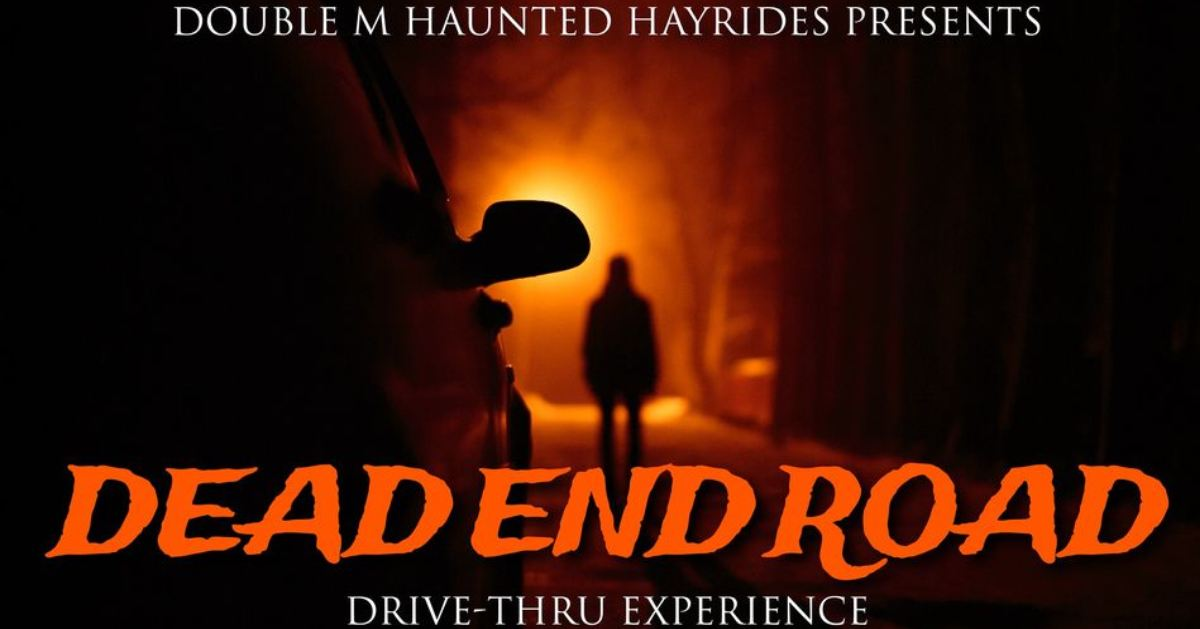 dead end road event promo image