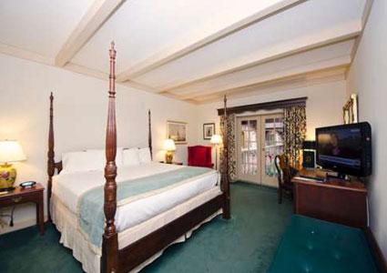 desmond hotel king room