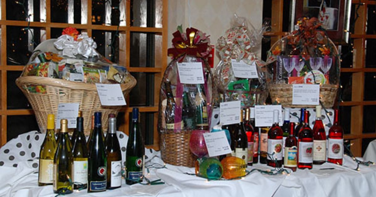 wines and gift baskets