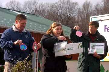 Christmas Ornaments To Adorn The Trees For Troops