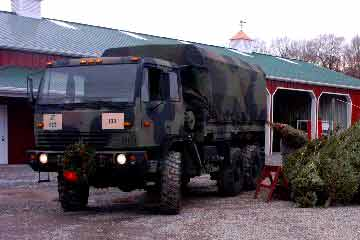 National Guard Vehicle