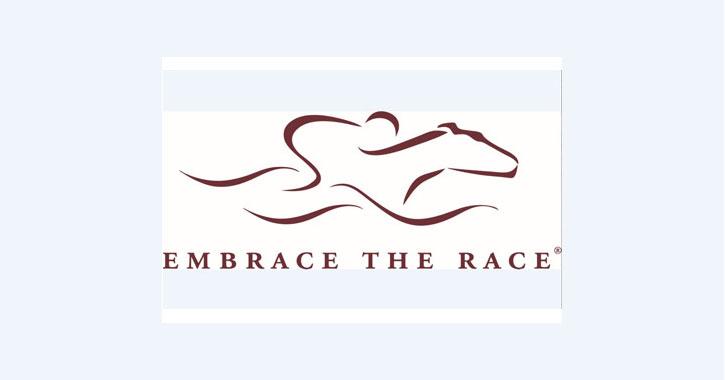 Embrace the Race logo