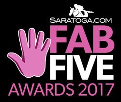 fab five 2017 logo