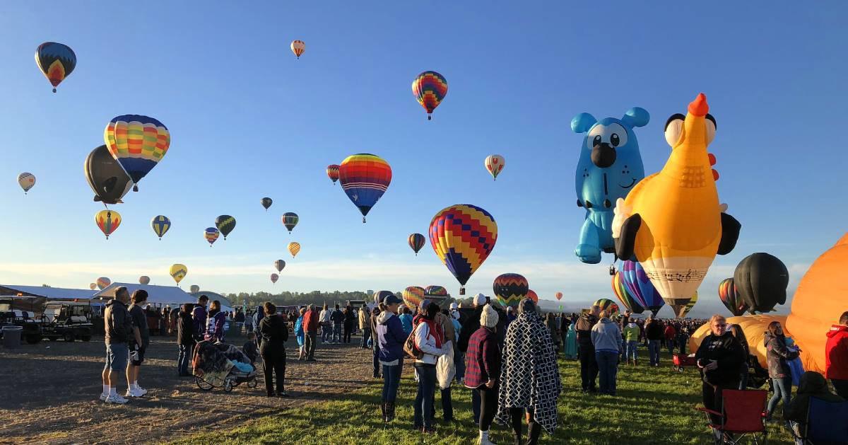 Popular Saratoga Springs Area Fall Festivals & Events for 2019