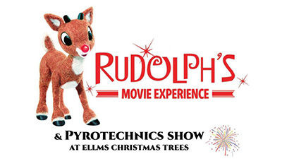 rudolph's movie experience poster