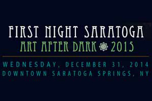 first night saratoga 2015